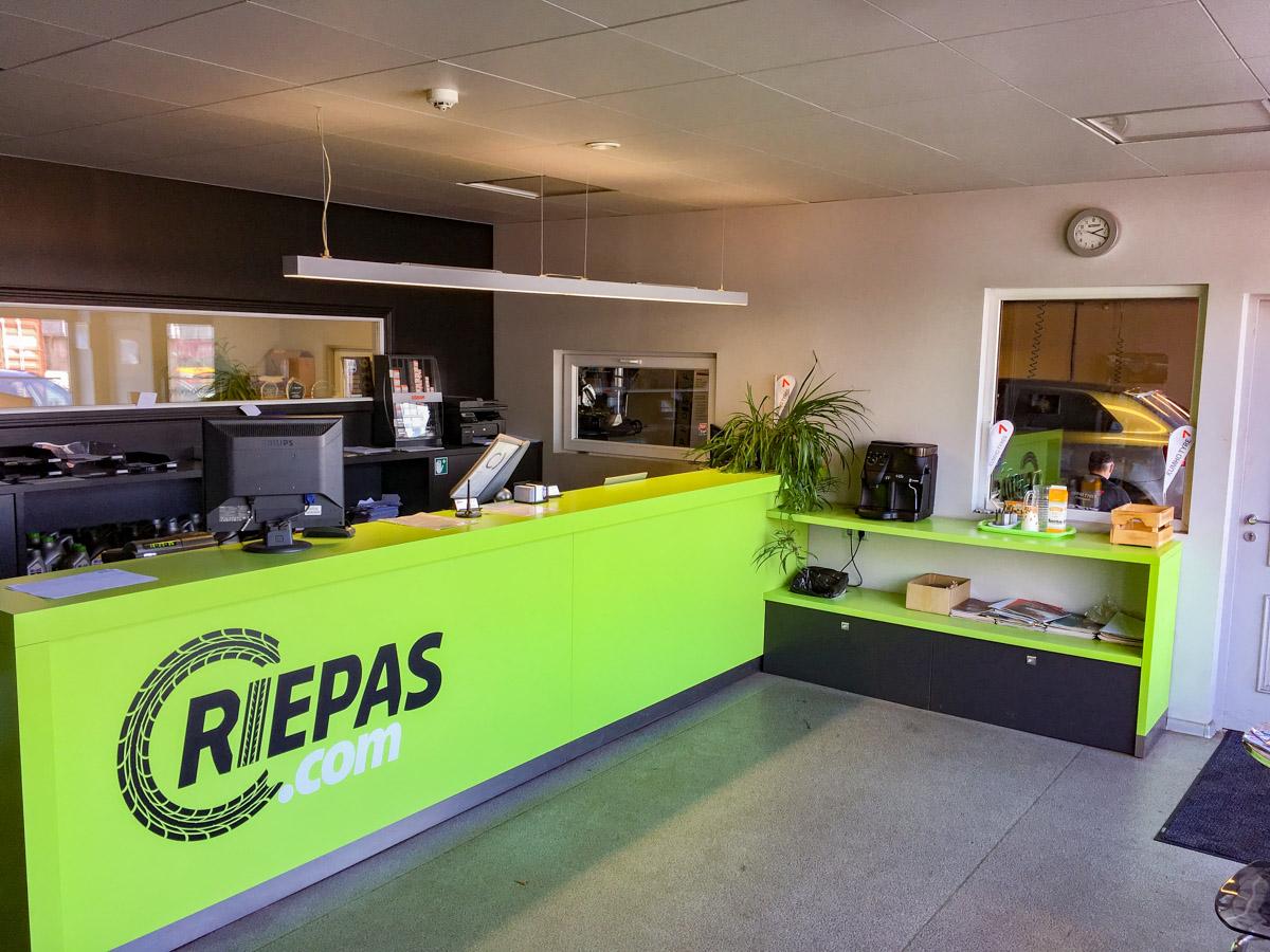 Riepas.com